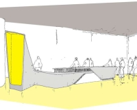 Concurso Stand Atención al Cliente, Bs.As. Design. Bienal de Arquitectura BsAs.